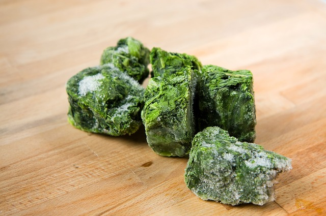 Eisenhaltige Lebensmittel - Spinat